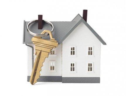 מפתחות לבית שנקנה במשכנתא נוספת