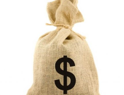שק של כסף