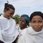 נשים יוצאות אתיופיה