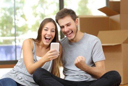 זוג צעיר זכה בהגרלה למחיר למשתכן